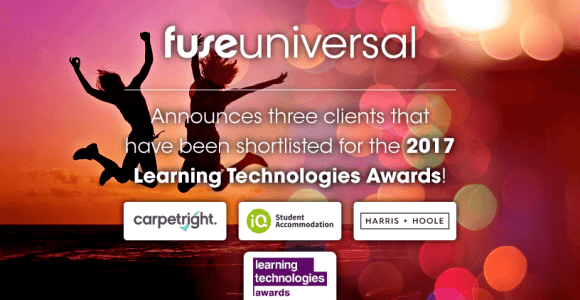 Fuse Universal Clients Shortlisted For 5 Learning Technologies Awards - eLearning Industry thumbnail