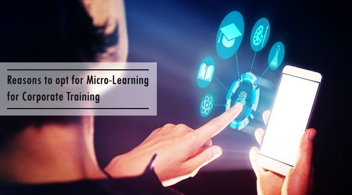 Reasons to opt for Micro-Learning for Corporate Training thumbnail