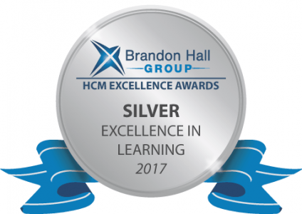 G-Cube Won Silver Brandon Hall HCM Excellence Award - eLearning Industry thumbnail