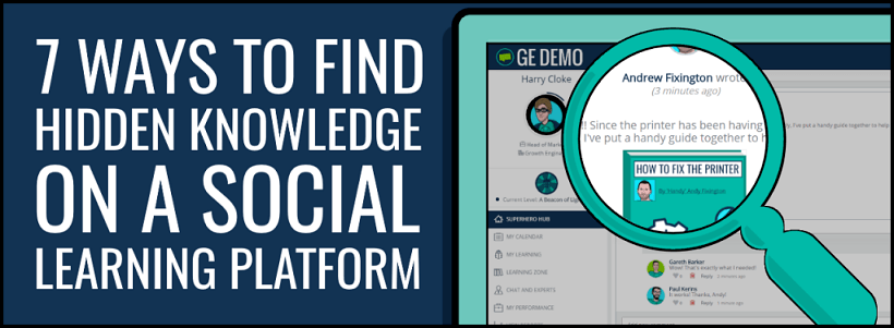 7 Ways To Find Hidden Knowledge On A The most effective, most relevant and most meaningful Platform - eLearning Industry thumbnail