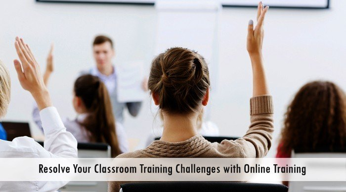Resolve Your Classroom Training Challenges with Online Training Program | eNyota Learning thumbnail