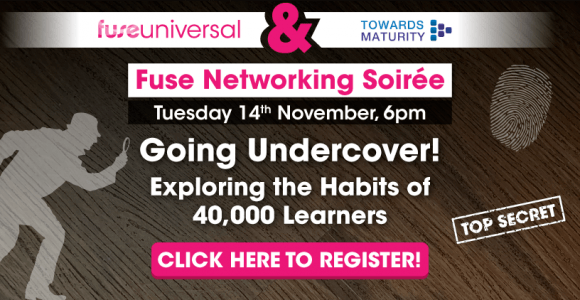 Fuse Universal And Towards Maturity Announce November Networking Soirée - eLearning Industry thumbnail