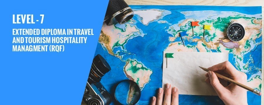Level 7 Extended Diploma in Tourism and Hospitality Management thumbnail