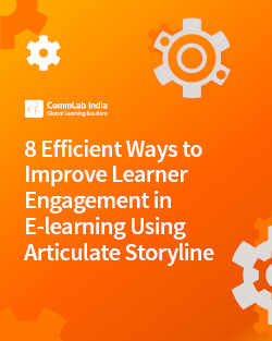 8 Efficient Ways to Improve Learner Engagement in E-learning Using Articulate Storyline – Free EBook thumbnail