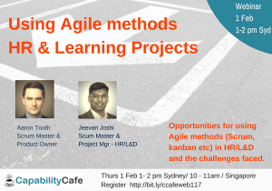 Using Agile Methods For HR And Learning Projects - eLearning Industry thumbnail