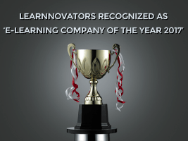 Learnnovators Is 'E-Learning Company Of The Year 2017' - eLearning Industry thumbnail