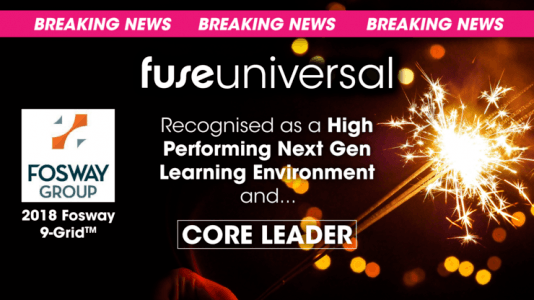 Fuse Universal Ranked As A Core Leader - eLearning Industry thumbnail