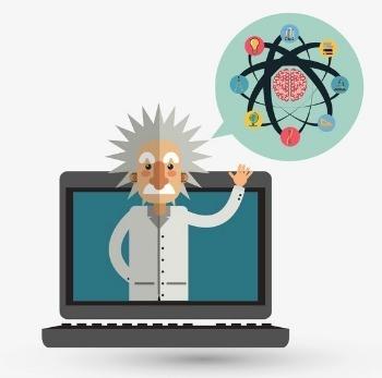 6 Online Teaching Lessons From Albert Einstein thumbnail