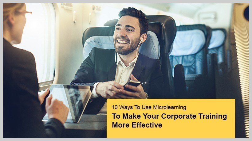 10 Ways To Use Microlearning To Make Your Corporate Training More Effective - eLearning Industry thumbnail