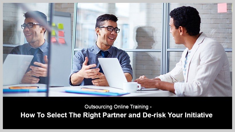 Outsourcing Online Training: How To Select The Right Partner And De-risk Your Initiative - eLearning Industry thumbnail