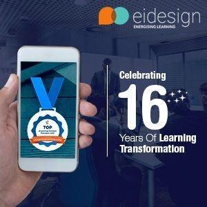 EI Design Celebrates 16 Successful Years Of Learning Transformation - eLearning Industry thumbnail