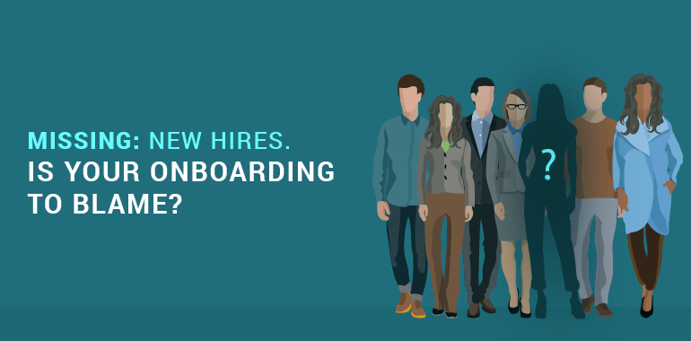 Missing: New Hires. Is YourOnboarding to Blame? thumbnail