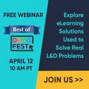 Best Of DemoFest - 2018 - webinar - eLearning Industry thumbnail