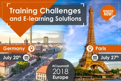 Training Challenges and E-learning Solutions Summit 2018 – Europe thumbnail