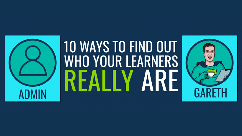 10 Ways To Find Out Who Your Learners Really Are - eLearning Industry thumbnail