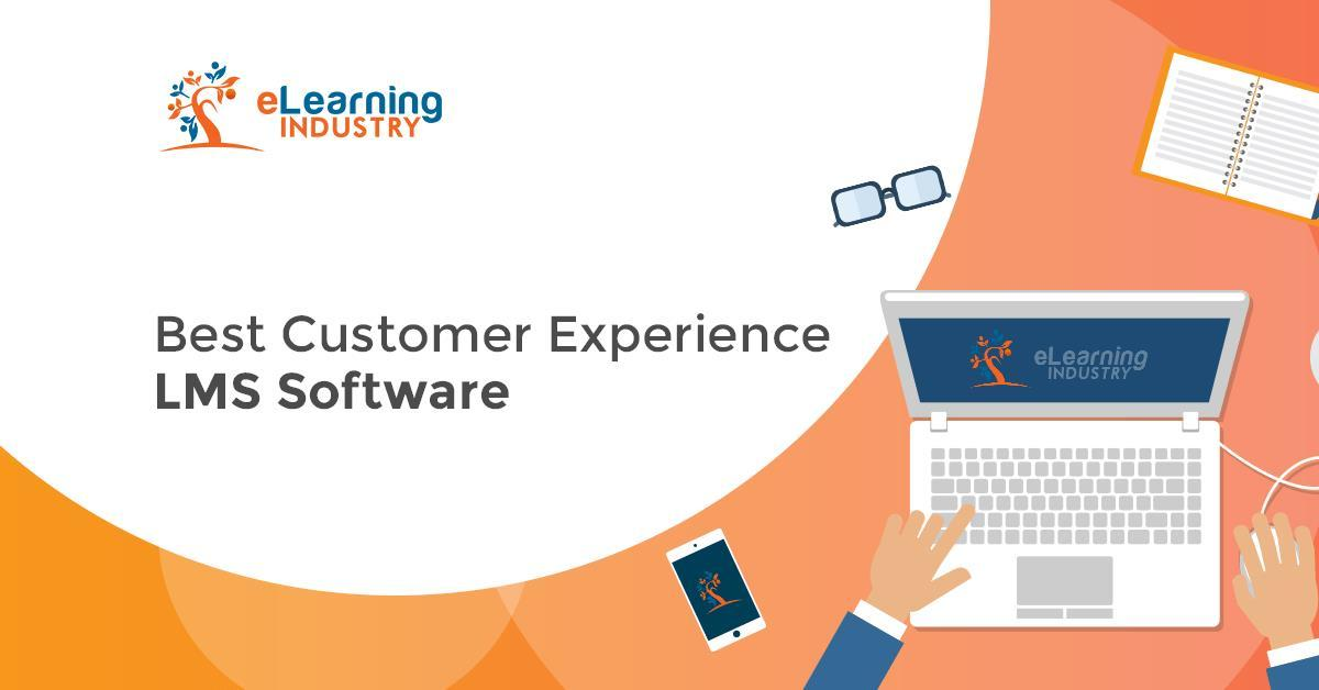 The Top 20 Learning Management Systems Based on Customer Experience Infographic - e-Learning Infographics thumbnail