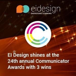 EI Design Wins 3 Communicator Awards - eLearning Industry thumbnail