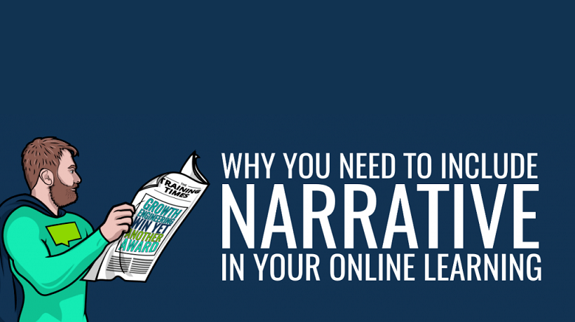 Why You Need To Include Narrative In Your Online Learning - eLearning Industry thumbnail