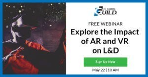 AR And VR For Learning - Free Webinar - eLearning Industry thumbnail