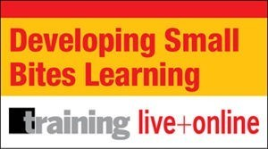 Developing Small Bites Learning Certificate - eLearning Industry thumbnail