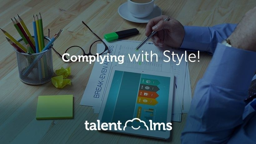 Glad To Comply - How TalentLMS Handles Accessibility And Electronic Records Compliance - eLearning Industry thumbnail