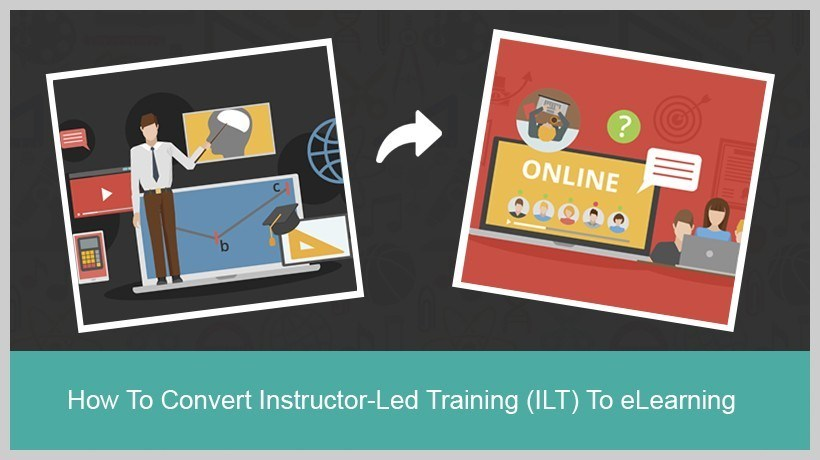 How To Convert Instructor-Led Training To eLearning - eLearning Industry thumbnail